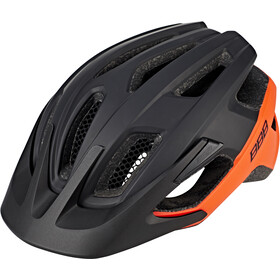 BBB Kite BHE-29 Kask rowerowy, matte black/orange